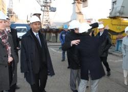 Delegacja Omanu w Gdyni