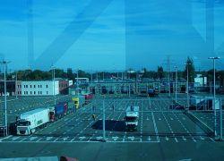 Nowe stanowisko promowe na terminalu promowym w Świnoujściu