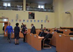 Sejmikowa dyskusja o stoczni, energetyce i pomocy unijnej