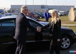 Wizyta premiera Flandrii w Porcie Gdańs