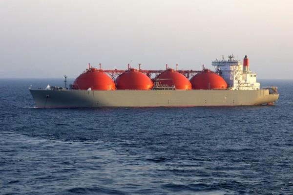 Statek do przewozu LNG