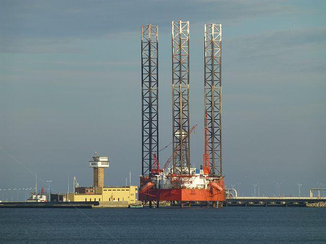 Platforma Petrobaltic w PP