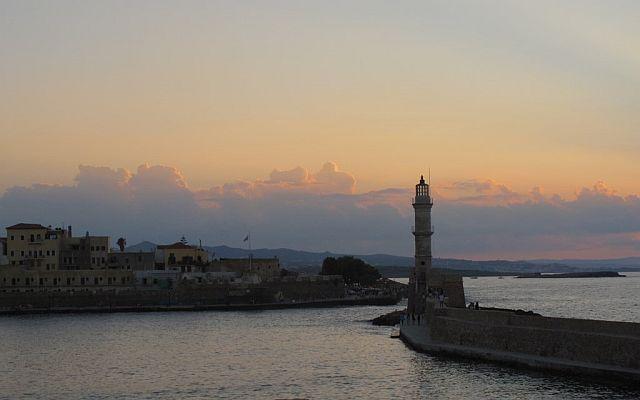 Chania na Krecie - nasz ostatni grecki port