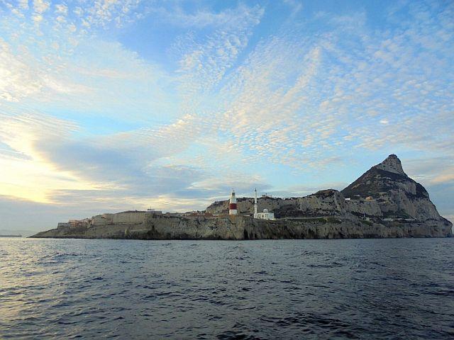 Europa Point na Gibraltarze