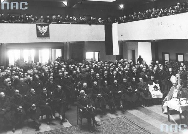 Dworzec_Morski_w_Gdyni_ otwarcie_8_12_1933