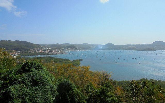 Panorama Le Marin