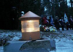 23. rocznica katastrofy promu Jan Heweliusz zdjęcia z uroczystości