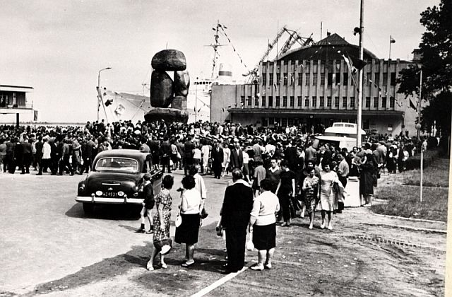 Dworzec Morski przed wojną