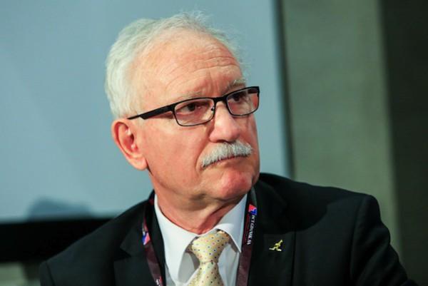 Maciek Kwiatkowski prezes Zarządu DCT