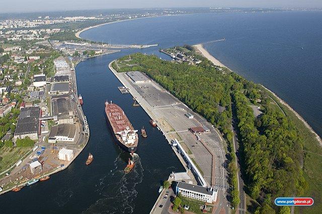 Nowy Terminal Westerplatte