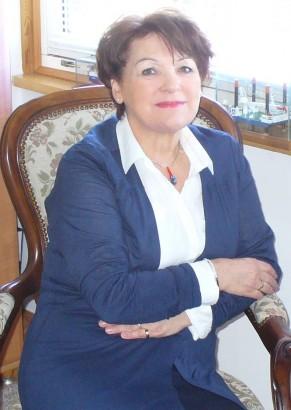 Prezes Wanda Dobrowolska-Parafieńczyk