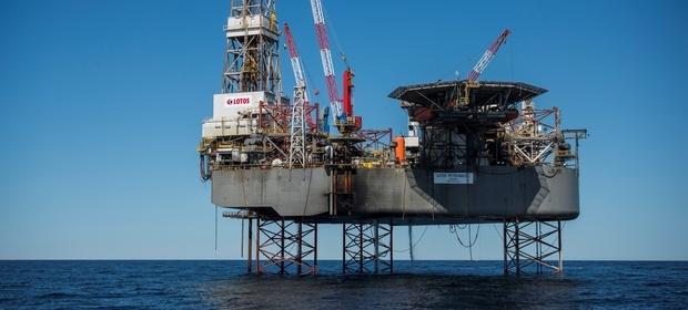 Petrobaltic_platf w morzu