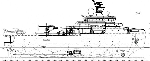 Polar Logistic Vessel