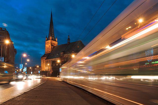 Katedra Płynność czasu